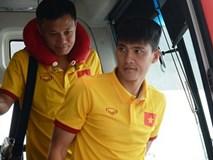 ĐT Việt Nam lên đường dự AFF Cup