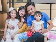 Hôn nhân 'khác thường' của diễn viên Hồng Đăng và vợ kém tuổi