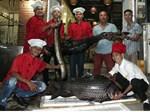 Cá măng sông Đà 35 kg: Hàng hiếm, chỉ dành cho đại gia-6