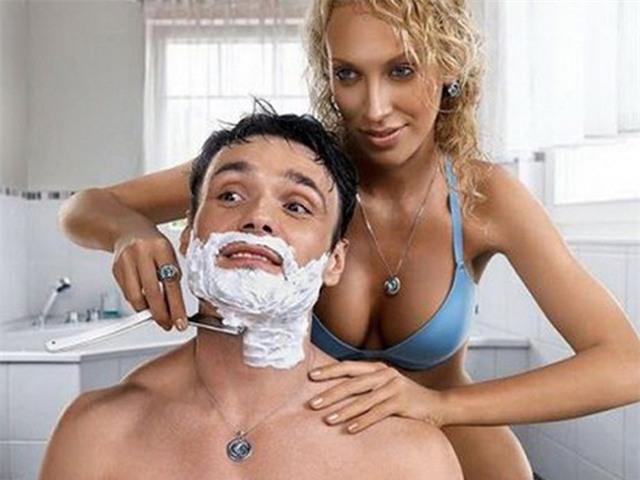 Фото девушки бреются 44324 фотография