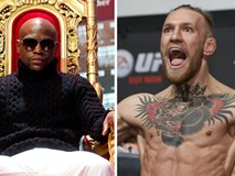 """Mayweather xỉ nhục """" Gã điên UFC """": Hắn là con kiến, còn tôi là con voi!"""