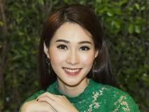 Hoa hậu Đặng Thu Thảo quyến rũ với váy xuyên thấu