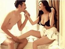 Bạn gái ngoan hiền lộ rõ bản chất khi vào nhà nghỉ
