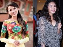 Những mỹ nhân showbiz Việt xuống sắc trông thấy khi mang bầu, sinh con