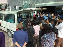 Người đàn ông ngồi xe lăn trong vụ nổ bốt điện ở Hà Đông đã tử vong