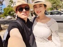 Gu thời trang và nhan sắc xinh đẹp của vợ Lam Trường trong thời kỳ bầu bí
