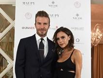 David Beckham tháp tùng bà xã Victoria đi sự kiện
