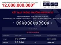 Vietlott bán bao nhiêu vé mới đủ tiền trả 4 người trúng số hơn 284 tỷ?