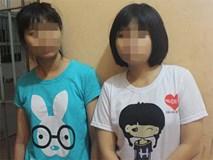 Rùng mình hai bé gái 16 tuổi dùng dao chém, dọa đâm bụng bà bầu cướp tài sản