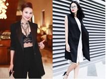 4 dáng blazer đen giúp bạn mặc đẹp trong mọi hoàn cảnh