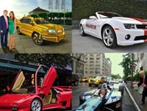 Lóa mắt với những siêu xe thuộc hạng bậc nhất thế giới của Tổng thống Donald Trump