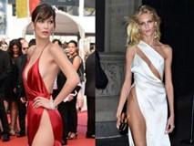 Những chiếc váy xẻ đùi táo bạo nhất thế giới khiến người ngắm nổi da gà
