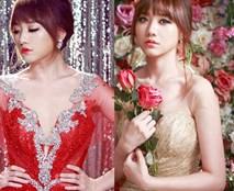 Hari Won hóa cô dâu u buồn trước ngày cưới chính thức với Trấn Thành