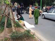 Đang đi xe máy trên đường, cụ ông 74 tuổi bị ngã, tử vong tại chỗ