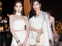 Kết quả gây choáng khi Ngọc Trinh, Chi Pu và Phạm Hương đọ sắc với các nàng hậu quốc tế