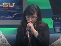 Clip: BTV Vân Anh nghẹn ngào cảm xúc khi rời mái nhà VTV sau 20 năm gắn bó