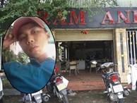 Nạn nhân bị cứa cổ tại cà phê Trâm Anh thoát chết vì dao cùn