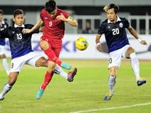 Việt Nam vào bán kết AFF Cup 2016 với thành tích toàn thắng