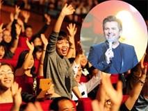 """Thomas Anders của Modern Talking đã dùng """"chiêu"""" gì khiến khán giả """"phát cuồng"""" đến vậy?"""