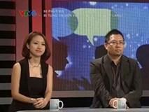 Vân Hugo tranh cãi gay gắt trong chương trình của MC Tạ Bích Loan