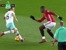 M.U để West Ham cầm hoà trong ngày Mourinho bị đuổi