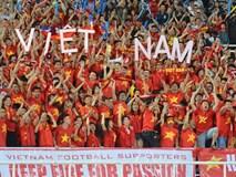 Vé xem ĐT Việt Nam đá bán kết ở Mỹ Đình từ 150.000 đồng