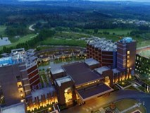 ĐT Việt Nam ở resort tiện nghi tại Indonesia
