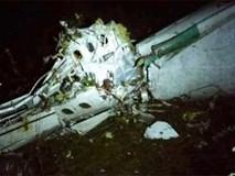 Máy bay chở một đội bóng Brazil gặp nạn, 76 người chết