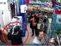 Tên trộm giả vờ mua hàng cuỗm ngay iphone 6 plus chỉ trong 1 nốt nhạc