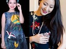 """7 hoa hậu Việt chứng minh nhan sắc """"xịn"""" khi mang bầu vẫn như hoa như ngọc"""