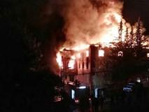 Cháy ký túc xá ở Thổ Nhĩ Kỳ, 12 học sinh tử nạn