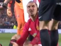"""brahimovic, Martial lập cú đúp giúp M.U """"huỷ diệt"""" West Ham"""