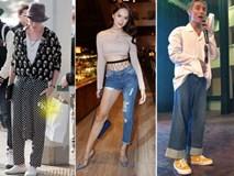 Không thể tưởng tượng khi người nổi tiếng cũng có thể mặc được những chiếc quần này