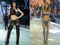 """Mãn nhãn ngắm các """"thiên thần"""" sải bước trong Victoria's Secret show 2016"""