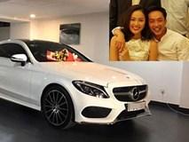 """Nghi vấn Cường """"Đô-la"""" mua Mercedes-Benz C300 Coupe cho """"mỹ nữ vạn người mê"""" Hạ Vy"""