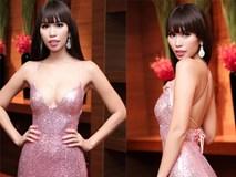 Sau kết hôn, siêu mẫu Hà Anh vẫn sexy không ngừng nghỉ