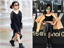 Thiên thần 7 tuổi Hà Nội đi đâu cũng sáng nhất phố vì mặc cực chất