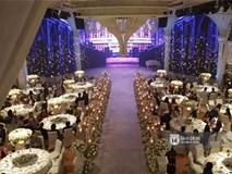 Đám cưới MC Mai Ngọc: Không gian lộng lẫy,xứng đáng là đám cưới sang chảnh nhất Hà Nội hôm nay