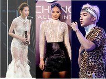 """9 """"cỗ máy"""" in tiền khủng nhất của showbiz Việt năm 2016"""