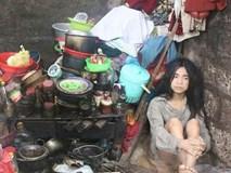 """Cuộc sống như thời nguyên thủy của ba mẹ con """"người rừng"""" ở Huế"""