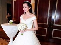 Chấm điểm chiếc váy trọng đại nhất cuộc đời của các Hoa hậu Việt