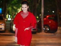 Học hỏi sao Việt cách diện đồ đỏ đơn giản mà cực sang chảnh