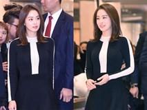 Kim Tae Hee gây náo loạn trung tâm mua sắm vì... quá đẹp