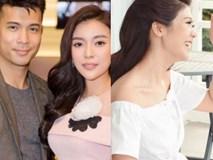 Trương Thế Vinh có người yêu mới, bạn gái cơ trưởng biểu hiện lạ?