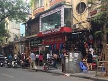 2 nhóm thanh niên hỗn chiến ở phố đi bộ Hà Nội, nhiều người hoảng sợ