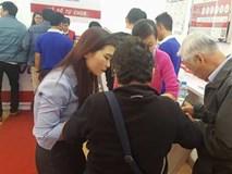 """Vietlott """"mở hàng"""" ở Hà Nội: Một khách hàng chi 40 triệu đồng mua vé số"""