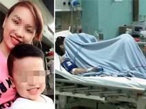 Hotgirl quyên sinh cùng con trai: Con chết, mẹ tự sát bất thành