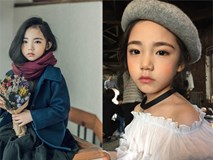 Chân dung cô bé Hàn Quốc xinh đẹp đến mức có thể khiến trái tim bạn tan chảy