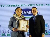 2016, Vinamilk 'gặt mùa vàng' giải thưởng