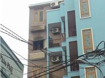 Cháy nhà khiến 4 người bị bỏng nặng
